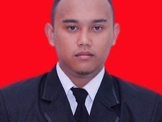 Ikhsan Gunawan, S.H, salah seorang praktisi hukum dari Kantor Hukum Rekan Joeang