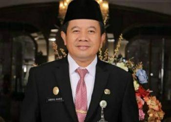 Sekda Rokan Hulu H Abful Haris S.Sos M.Si