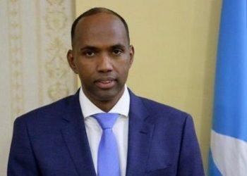 Perdana Menteri Somalia yang digulingkan Hassan Ali Khaire (Foto: Covesia)
