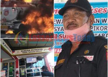 Supriadi, Ketua DPW LSM. Tipikor Kriminalitas Foto: Jakfar- LasserNewsToday.com
