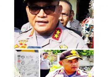 Kapolda Sumut Irjen Pol Drs Martuani Sormin, M.Si